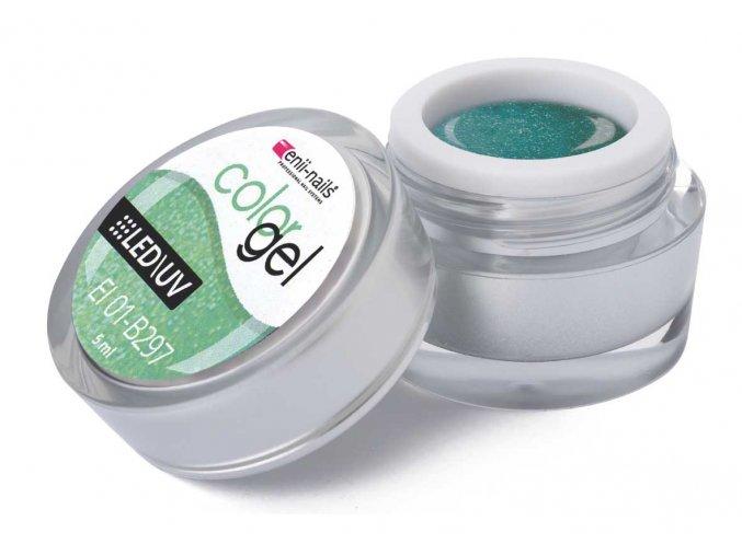 Enii-nails Barevný UV / LED gel 5ml č.297