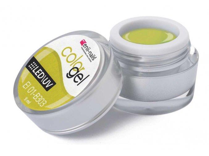 Enii-nails Barevný UV / LED gel 5ml č.303