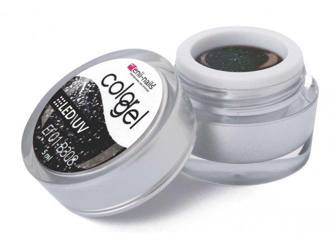 Enii-nails Barevný UV / LED gel 5ml č.308