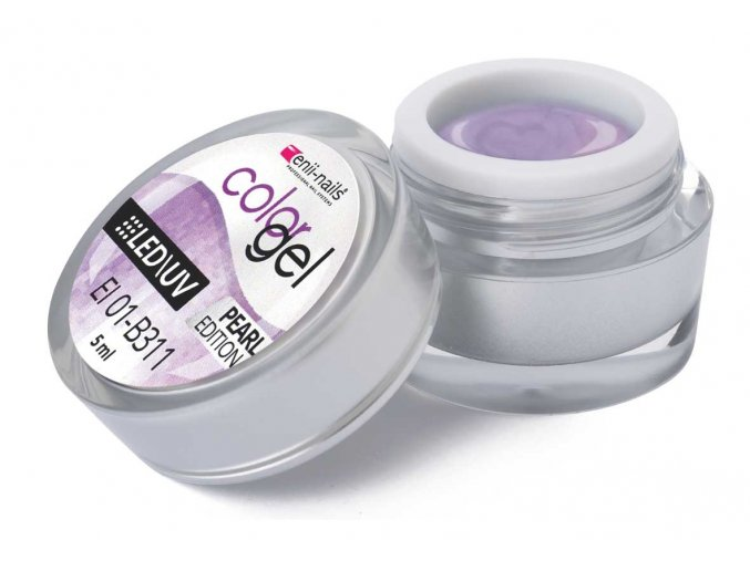 Enii-nails Barevný UV / LED gel 5ml č.311