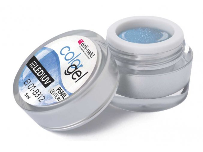 Enii-nails Barevný UV / LED gel 5ml č.312
