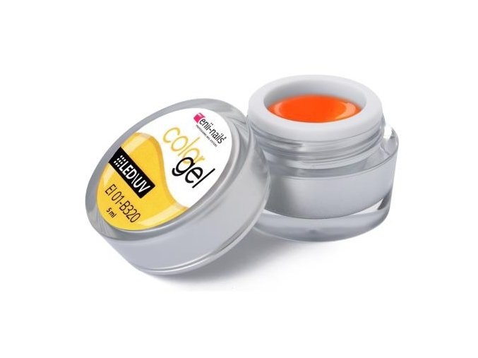Enii-nails Barevný UV / LED gel 5ml č.320