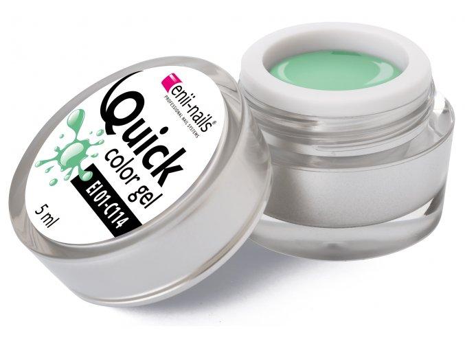 Enii-nails Quick color gel 5ml č. 114