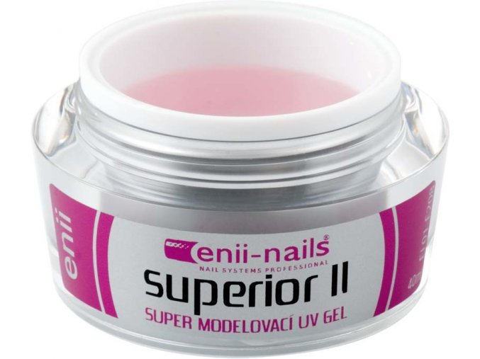 Modelovací UV gel ENII SUPERIOR II 40ml