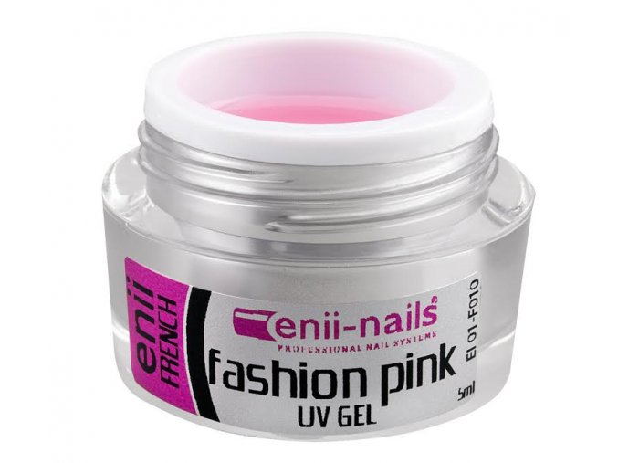 UV gel French fashion pink 5ml Enii-nails