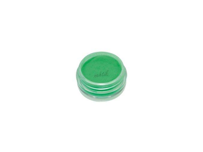 Barevný akryl - Neon Green 5ml Enii-nails