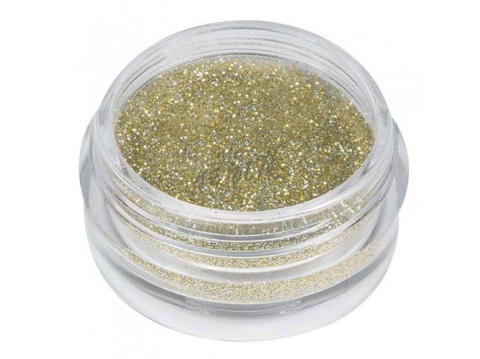 Glitrový akryl - Champagne 5ml Enii-nails