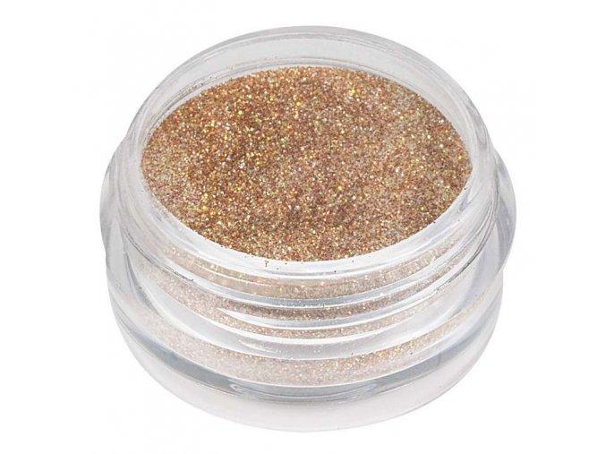 Glitrový akryl - Bronze 5ml Enii-nails výprodej
