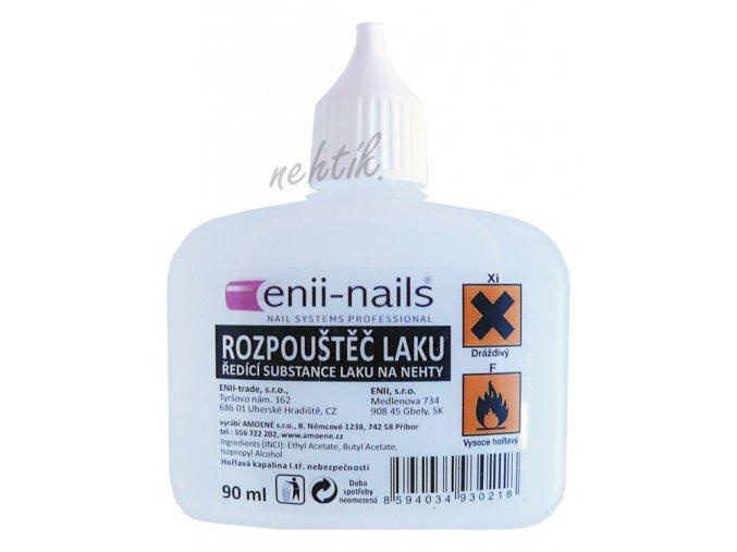 Ředidlo laku - 100 ml Enii-nails