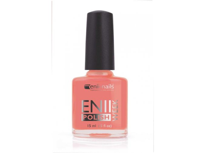 Enii - week polish - coral queen 15 ml