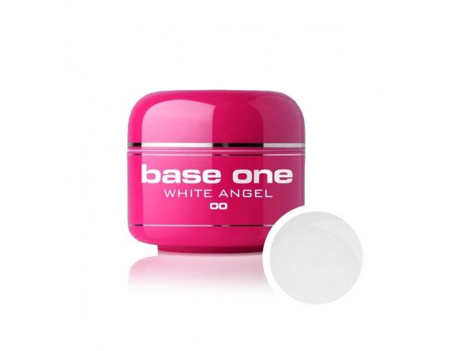 Nailee barevný UV gel 5 g č. 00 White Angel
