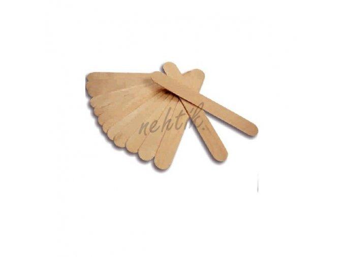 Špachtle dřevěná