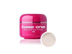 nailee barevny gel 43 balerina pink