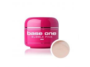 nailee barevny gel 44 bubbl pink