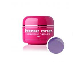 nailee barevny gel 59 crocus violet
