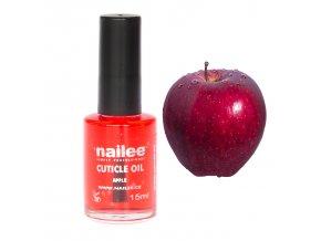 nailee olejicek na nehty jablko