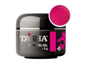 tasha barevny gel neon sweet fuchsia 5 g black line