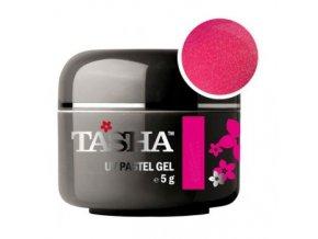 tasha barevny gel neon sweet pink 5 g black line