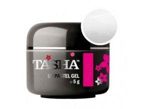tasha barevny gel pixel white 5 g black line