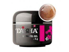 tasha barevny gel sparkle golden glow 5 g black line