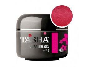 tasha barevny gel pixel dark pink 5 g black line