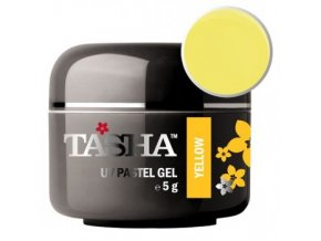 tasha barevny gel pastel yellow 5 g black line