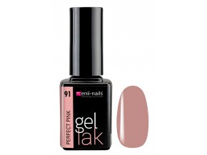 enii nails gel lak 11 ml 91 perfect pink
