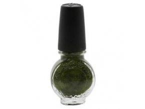konad lak 11 ml metalicky zeleny