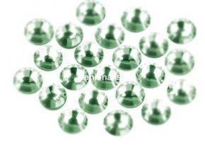 kaminky swarovski zelene k215