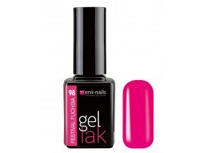 enii nails gel lak 11 ml 98 festival fuchsia
