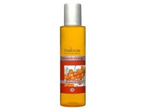 saloos Rakytnik Orange koupelovy olej