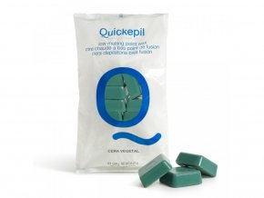 quickepil depilacni vosk 1kg zeleny