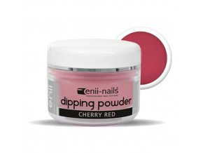 Dipping powder cherry red enii
