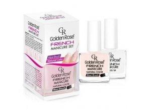 golden rose manicure set 04
