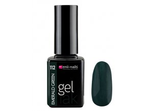 enii nails gel lak 0112 esmerald green