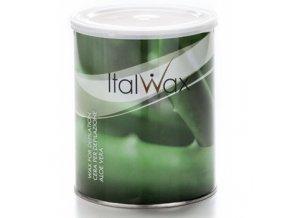 italwax vosk v plechovce 800 ml aloe