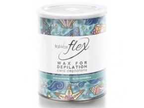 italwax vosk v plechovce 800 ml flex aquamarine