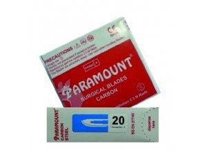 cepelky skalpelove paramount c 20