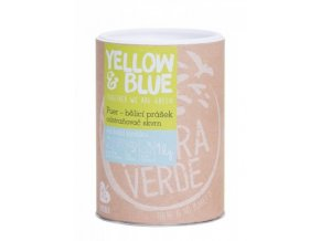 PUER belici prasek 1kg doza yellow&blue