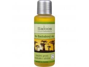 BIO Baobabovy olej saloos