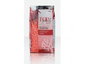 italwax filmwax zrnka vosku coral 750 g top formula