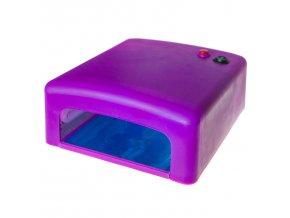 uv lampa na nehty 36w fialova