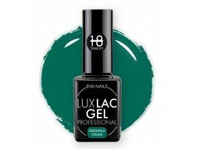 lux gel lac 9 emerald green