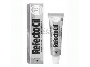 RefectoCil barva na řasy č.1.1 grafit