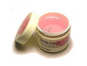 Jednofázový UV gel Extra pink 40ml Lion