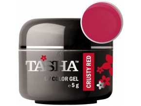 Uv gel barevný Tasha Crusty Red 5g - Black Line