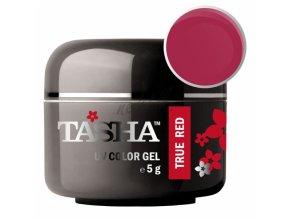 Uv gel barevný Tasha True Red 5g - Black Line
