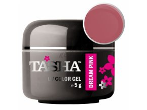 Uv gel barevný Tasha Dream Pink 5g - Black Line