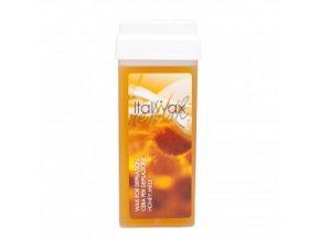 Italwax Depilační vosk přírodní medový 100g