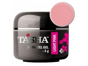 Uv gel barevný Tasha Pastel Light Pink 5g - Black Line
